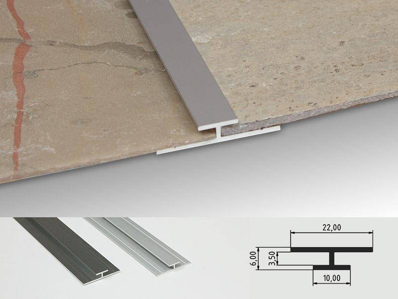 Echtsteinfunier Stoßprofil bei Design MWM